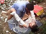 Outdoor Asian Prostitute