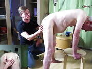 Clip 83O-b Punishment Caning - Sale: 8$