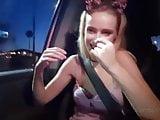 Amateur Blonde Teen Ambushed Anally