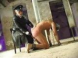 mistress torments male genitals