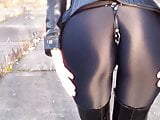 Spandex and Cameltoe