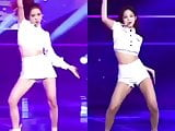 Jennie and jisoo perfect body