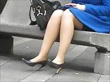 Hot Legs in High Heels