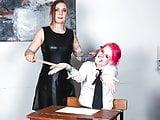 FORBONDAGE - BDSM Femdom Punishment For Horny Lyla Las Vegas