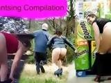 Pantsing Compilation - Sammi Starfish
