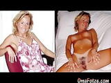 OmaFotze Pervert Mature Pictures Collection