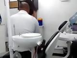 dentista y paciente