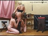 Mistress using a couple
