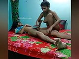 Indian desi couples having fun