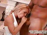 milf and blond get nice day