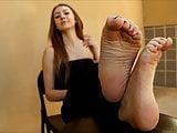 Chelsea Feet Part 1