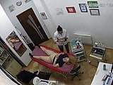 Hidden cameras.Beauty salon,hair removal pussy and ass 1