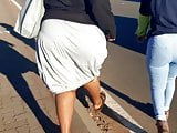 South African Elephant Ass Cellulite Jiggly Donk Granny