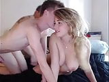 Super Hot Teen Bisexual Threesome