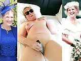 Church wife Exposed from Bride to 12 inch slut