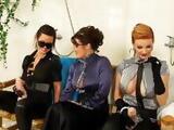 Tarra White And Cindy Dollar Cum Soaked Strapon Fashionistas