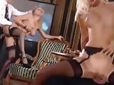 Black Stockings Orgy (Nikki Anderson e co.)