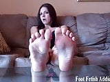 My perfect feet deserve to be pampered