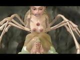 SPIDER GIRLS