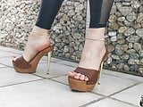 High Heels And Sexy Feet