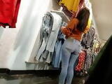 teen in tight jeans 56