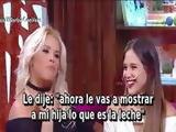Fake subtitulos: Barbi y Nazarena Velez madre e hija sexys