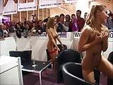 Berlin Venus:public nudity
