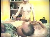 Cheating GF Fucks Two Strangers Vintage