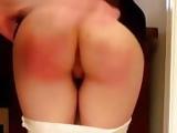 Teen Slut Butt Slap