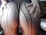 Latina Ass Shaking and Squirting