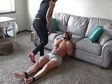 Amateur bondage female domination