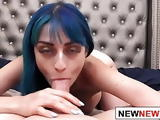 Blue Haired Audition