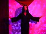 Megan Maiden performs a forbidden ritual!