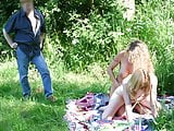 lesbian caught by pervert man
