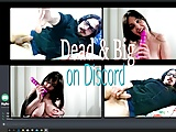 Dead Girl and Big Boss have fun on Discord