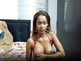Sexy eBony breast