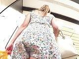 Short Dress Upskirt