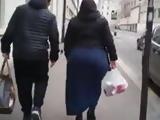 Big ass Arabic