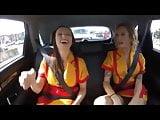 2 broke girls Lexi and Reagan