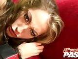 Chained Slave Jenna Haze Threesome Fun