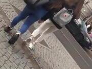 German teen jeans