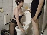 Gaby0Sucht2 - Toilet piss play