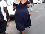 South African 60yr old Granny ass part2