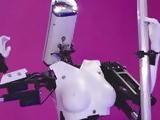 Stripper Vs Robot.