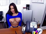 Julliana Vega Fucking Hard To Get A Job