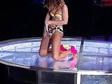 Rihanna hot bikini concert