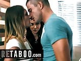 PURE TABOO Stalker Makes 2 Friends Fuck For Twisted Pleasure