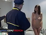 French teen fucked by the mailman (Juliana Lust)