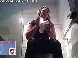 Heimliche Toiletten Kamera 022