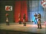 Retro dance group 1993